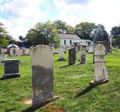 Brick Street Cemetery