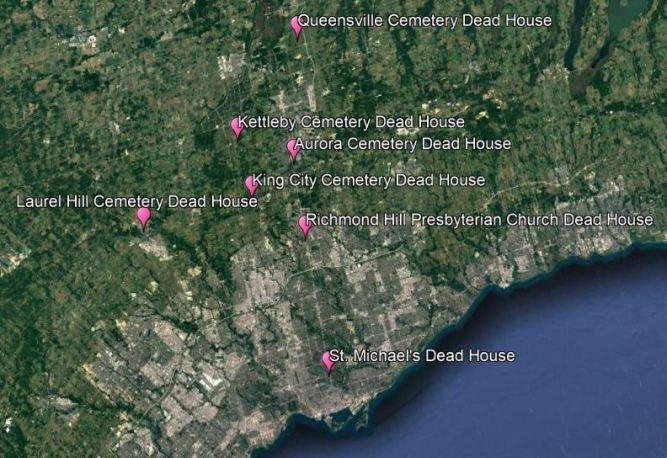 DeadHouse Map